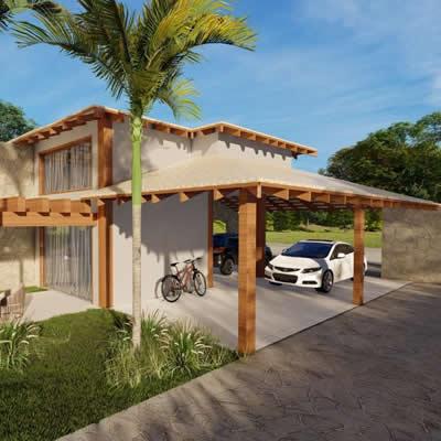 Projeto Arquitetônico – Residência C.F.