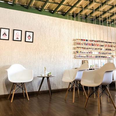 Projeto Interiores – Salão de Beleza